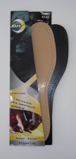 Стелька из кожи Leather Carbon от ТД КОРМИС