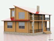 Разработаем архитектурный проект дома с  учетом всех пожеланий заказчи