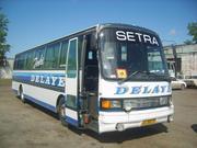 Заказ туристических автобусов