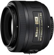 NIKON AF-S DX NIKKOR 35mm f/1.8G.