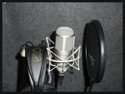 Первая профессиональная студия звукозаписи города Омска