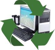 Утилизация компьютерной и оргтехники