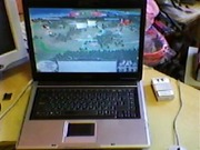 продам ноутбук Asus F3T