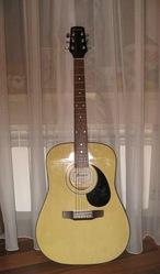 Продам АКУСТИЧЕСКУЮ гитару Prince WJ-750