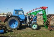 Продам трактор МТЗ 80Л с КУНом