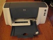 Цветной принтер HP deskjet 3820