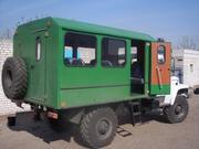 Продается Вахтовый автобус  15,  20 мест на шасси Газ 33081. 2012 год.
