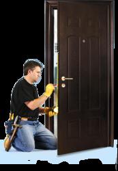 Ремонт и замена замков двери в Омске