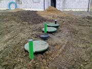 Автономные: отопление,  водопровод,  канализация. Септики