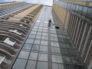 Промышленный альпинизм / высотные работы / мытьё окон и фасадов