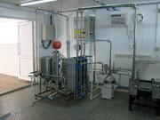 Молочный завод 3 тонны в сутки