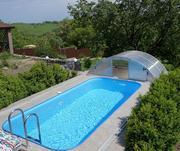 строительство бассейнов из полипропилена