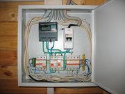 Профессиональные услуги в области электромонтажных работ