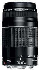 Продам объектив Canon EF 75-300mm f/4-5.6 III