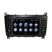 Pino Интеллектуальные Mercedes Benz система навигации и DVD-плеер