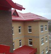 Строительство,  реконструкция и капремонт зданий