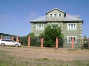Продам коттедж в Омском районе пос.Новомосковка