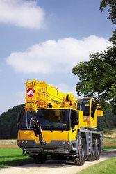 Услуги автокрана Liebherr LTM 1055-3.2  55 тонн