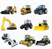 Hyundai,  Hitachi,  Komatsu,  Caterpillar,  Volvo,  JCB,  Wirtgen,  Doosan