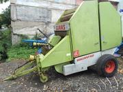Продам рулонный пресс-подборщик Claas Rollant 62 (Германия) Б/У