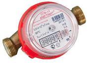 Счетчик воды СГВ-15 Бетар квартирный (холодной,  горячей воды) на 6 лет