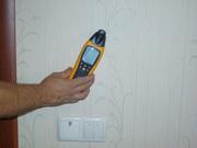 Замер уровня радиации в квартире,  Омск