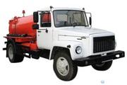 Ассенизационная машина,  услуги и вызов в Омске