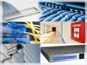 Монтаж слаботочных сетей и оборудования