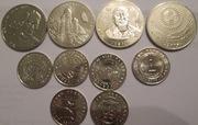 монеты Казхастана