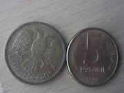 Монеты продаю