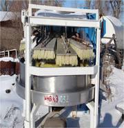 Коническая щеткомоечная машина  5 000 тонн/час