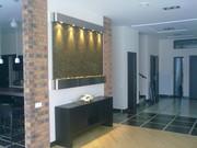 Декоративные водопады по стеклу,  зеркалу или камню для дома