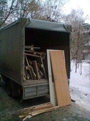 Грузоперевозки(вывоз мусора хлама)грузчики транспорт