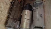 стартер генератор тнвд на шнекоротр ДЭ 210 Д6 двигатель