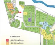 Цена ниже чем в УК Тихая речка,  земельный участок под ИЖС с коммуникациями
