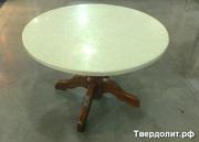 Столы и столешницы из камня,  срочное изготовление