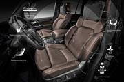 Тюнинг Toyota Land Cruiser 200. Установка комфортных сидений.
