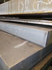 Лист низколегированый 5520,  Лист горячекатаный стальной