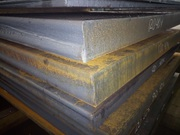 Лист низколегированный сталь 09г2с,  УЗК 100%