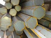 Круг,  шестигранник горячекатаный,  сталь на выбор с резкой в размер