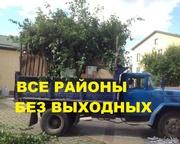 Вывоз мусора и старой мебели в Омске Все районы и Все Дачи города