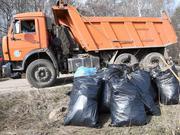 вывоз мусора,  старой мебели,  хлама в Омске