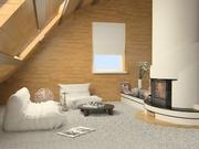 Дизайн интерьера квартир,  офисов,  домов и коттеджей